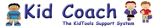 Kid Coach Logo